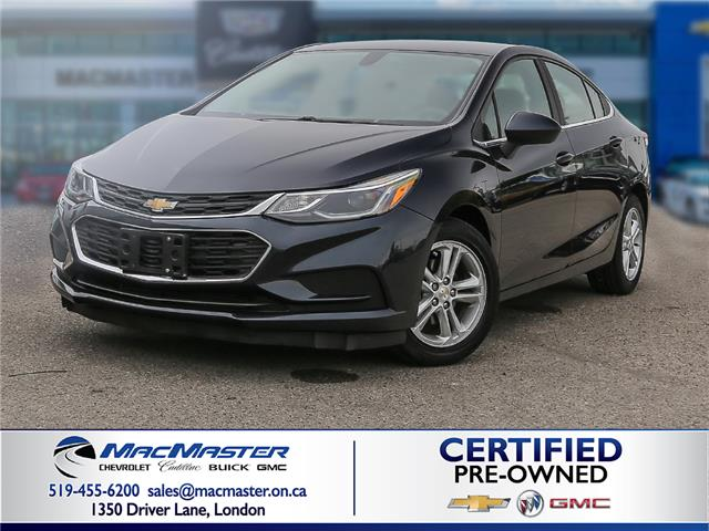 2016 Chevrolet Cruze LT Auto (Stk: L60977A) in London - Image 1 of 10