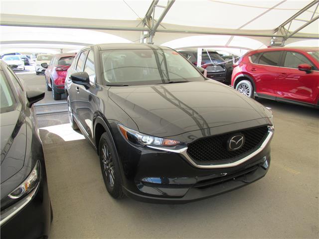 2020 Mazda CX-5 GS (Stk: M2842) in Calgary - Image 1 of 1