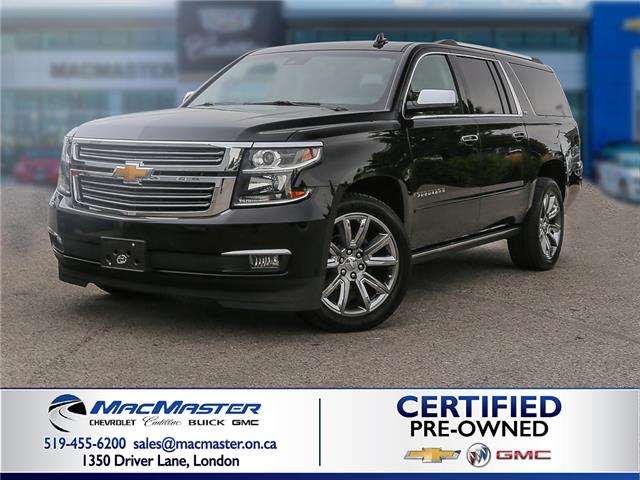 2016 Chevrolet Suburban LTZ (Stk: 200460A) in London - Image 1 of 10