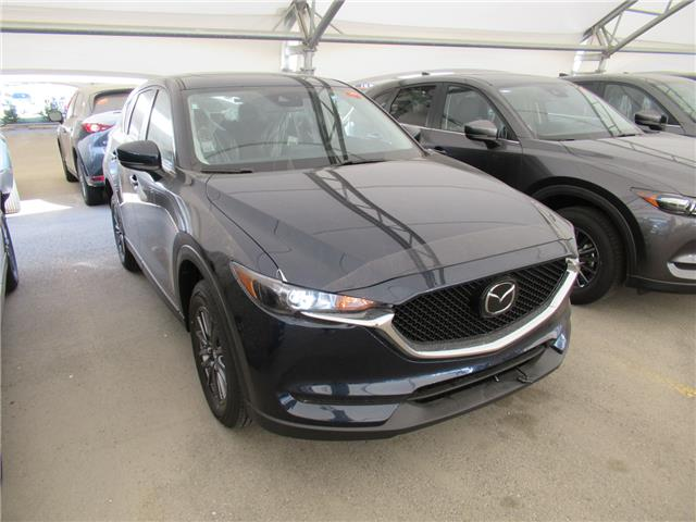 2020 Mazda CX-5 GS (Stk: M2839) in Calgary - Image 1 of 1