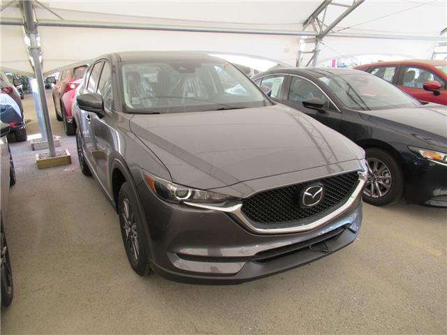2020 Mazda CX-5 GS (Stk: M2841) in Calgary - Image 1 of 1