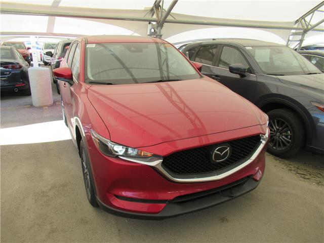 2020 Mazda CX-5 GS (Stk: M2788) in Calgary - Image 1 of 1