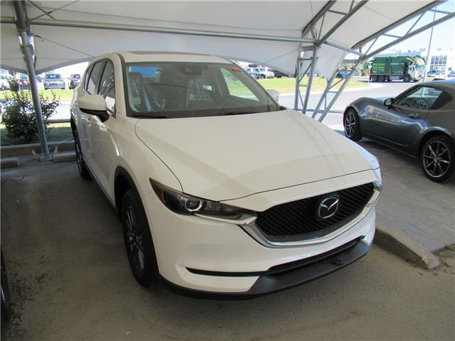 2020 Mazda CX-5 GS (Stk: M2832) in Calgary - Image 1 of 1