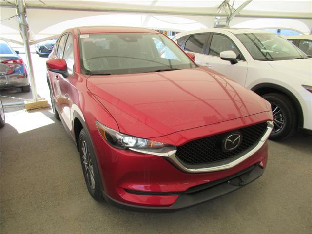 2020 Mazda CX-5 GS (Stk: M2772) in Calgary - Image 1 of 1