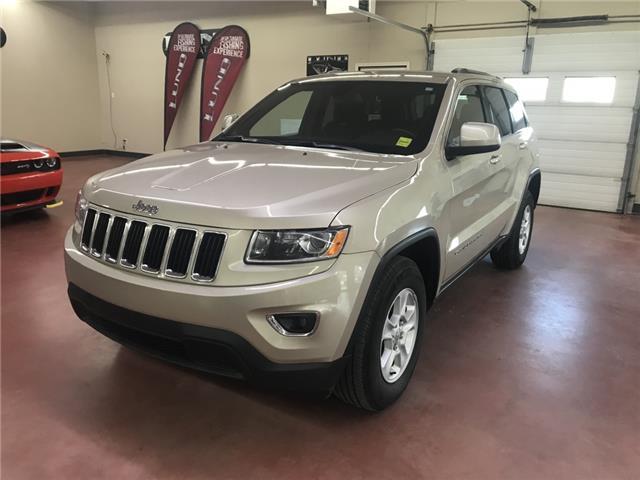 2015 Jeep Grand Cherokee Laredo 1C4RJFAG9FC655803 N20-39A in Nipawin