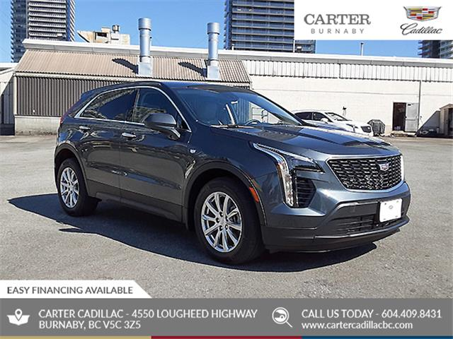 2020 Cadillac XT4 Luxury (Stk: C0-49070) in Burnaby - Image 1 of 21