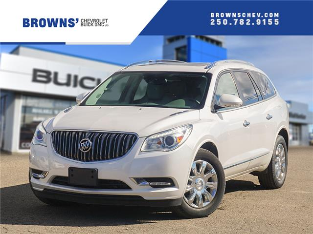 2016 Buick Enclave Leather (Stk: 4367A) in Dawson Creek - Image 1 of 17