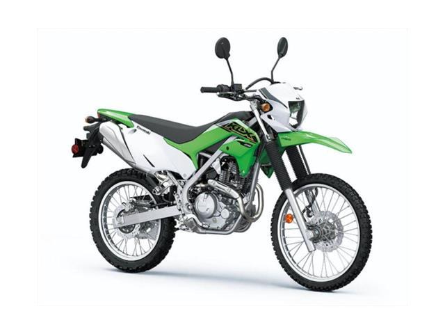New 2021 Kawasaki KLX®230   - SASKATOON - FFUN Motorsports Saskatoon