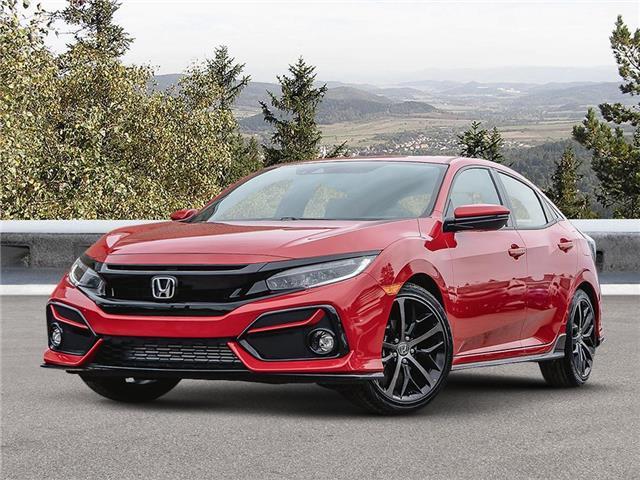 2020 Honda Civic Sport (Stk: 20714) in Milton - Image 1 of 23