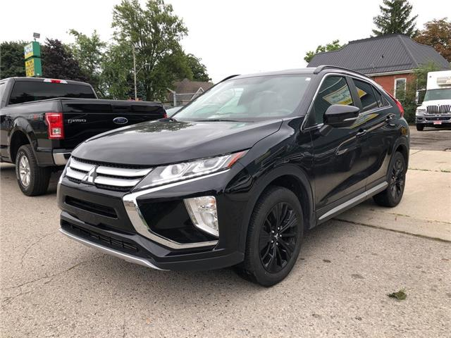 2019 Mitsubishi Eclipse Cross SE Black Edition (Stk: 06087) in Belmont - Image 1 of 24