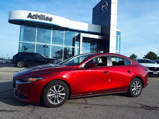 2019 Mazda Mazda3 GS (Stk: B8035) in Milton - Image 1 of 12