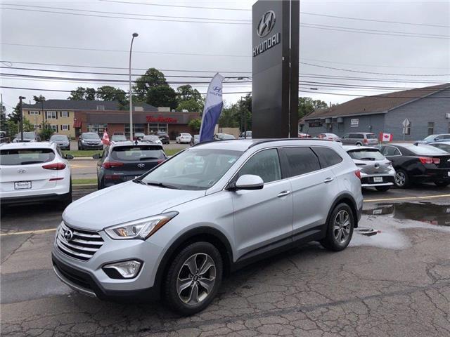 2016 Hyundai Santa Fe XL Base (Stk: N837TA) in Charlottetown - Image 1 of 9