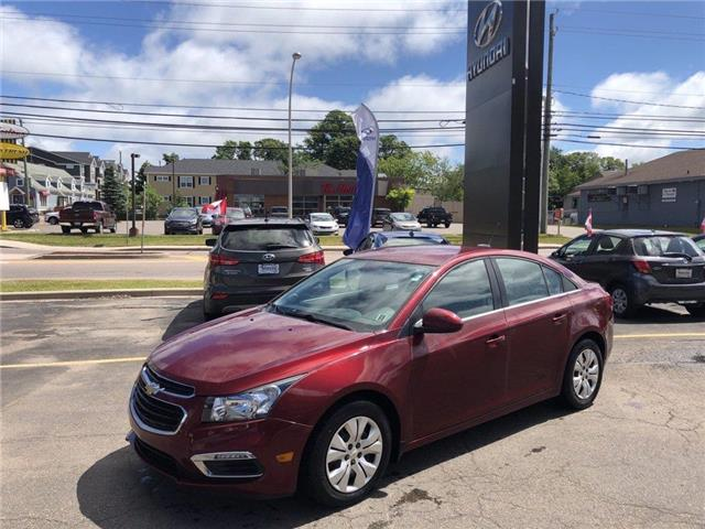 2016 Chevrolet Cruze Limited 1LT (Stk: N754A) in Charlottetown - Image 1 of 10