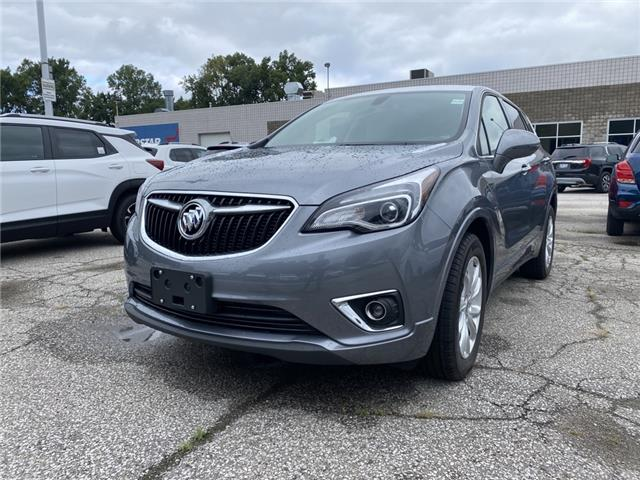 2020 Buick Envision Preferred (Stk: 20-0704) in LaSalle - Image 1 of 5