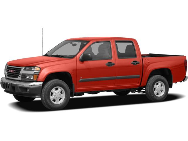 2009 GMC Canyon SLE (Stk: P732) in Brandon - Image 1 of 1