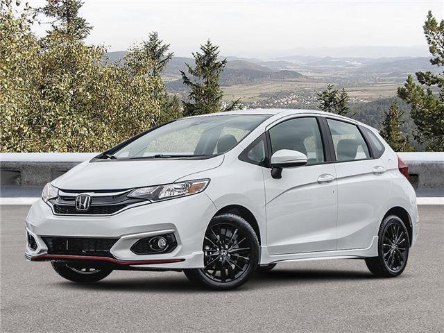 2020 Honda Fit Sport (Stk: 20717) in Milton - Image 1 of 23