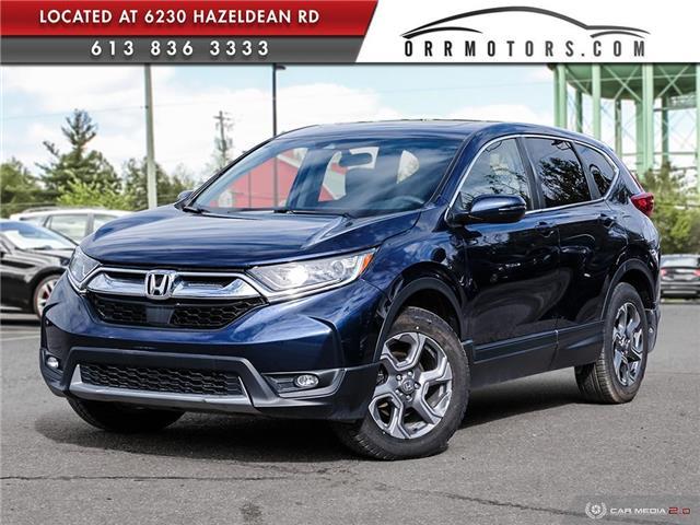 2018 Honda CR-V EX (Stk: 6147T) in Stittsville - Image 1 of 27