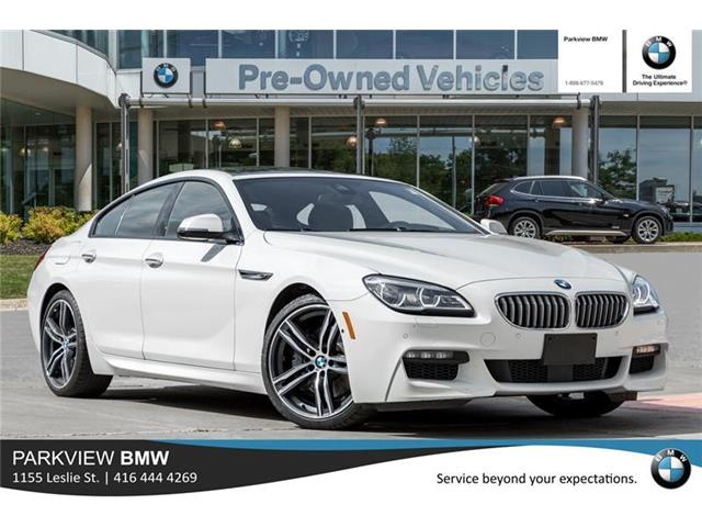 2019 BMW 650 Gran Coupe  (Stk: 55799A) in Toronto - Image 1 of 22