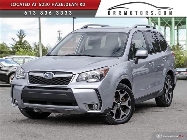 2016 Subaru Forester 2.0XT Touring (Stk: 6127) in Stittsville - Image 1 of 27