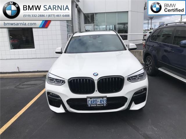 2020 BMW X3 xDrive30i (Stk: XU310) in Sarnia - Image 1 of 7