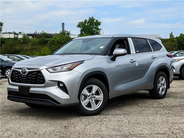 2020 Toyota Highlander Hybrid LE (Stk: 05448) in Waterloo - Image 1 of 18