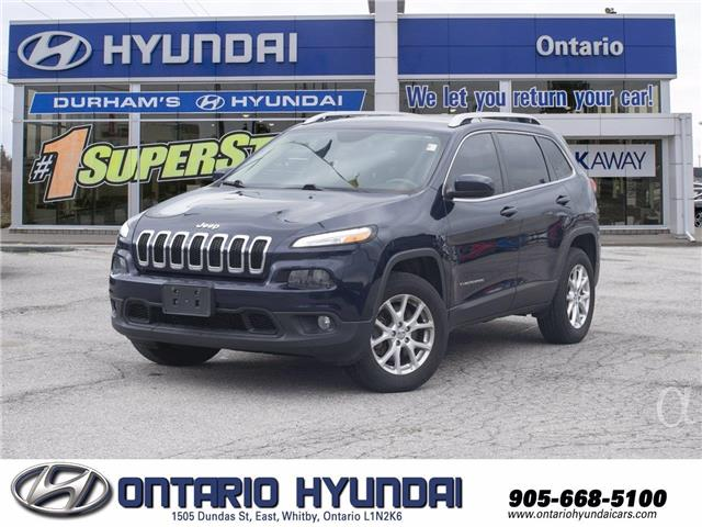 2015 Jeep Cherokee North (Stk: 41492K) in Whitby - Image 1 of 17