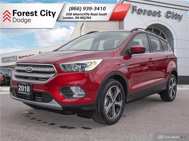 2018 Ford Escape SEL (Stk: 9-R270A) in London - Image 1 of 13