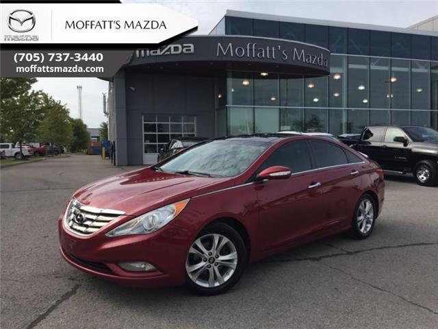 2012 Hyundai Sonata Limited (Stk: P8237B) in Barrie - Image 1 of 20
