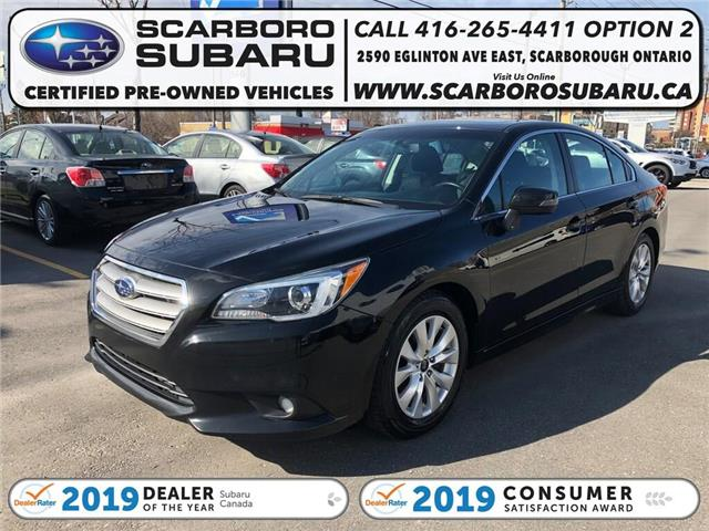2015 Subaru Legacy 2.5i Touring Package (Stk: F1053595) in Scarborough - Image 1 of 23