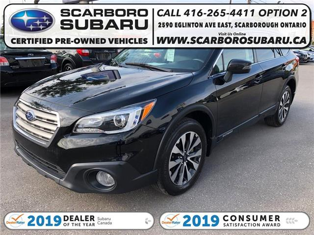 2016 Subaru Outback  (Stk: G3342310) in Scarborough - Image 1 of 24