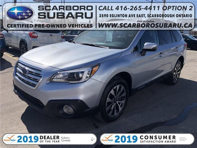 2016 Subaru Outback  (Stk: G3311895) in Scarborough - Image 1 of 20