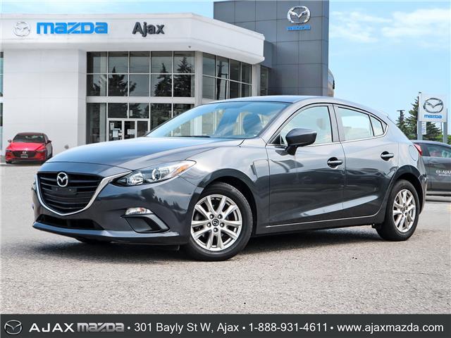 2016 Mazda Mazda3 Sport GS (Stk: P5564) in Ajax - Image 1 of 26