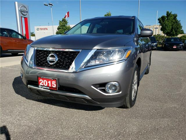 2015 Nissan Pathfinder S (Stk: FC675339) in Bowmanville - Image 1 of 29