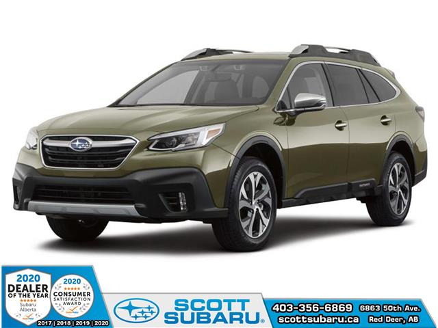 2020 Subaru Outback Premier (Stk: 251064) in Red Deer - Image 1 of 9