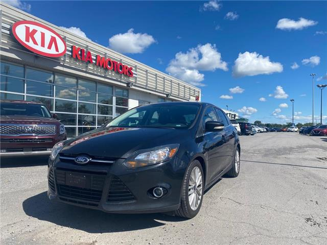 2013 Ford Focus Titanium (Stk: 4999A) in Gloucester - Image 1 of 13