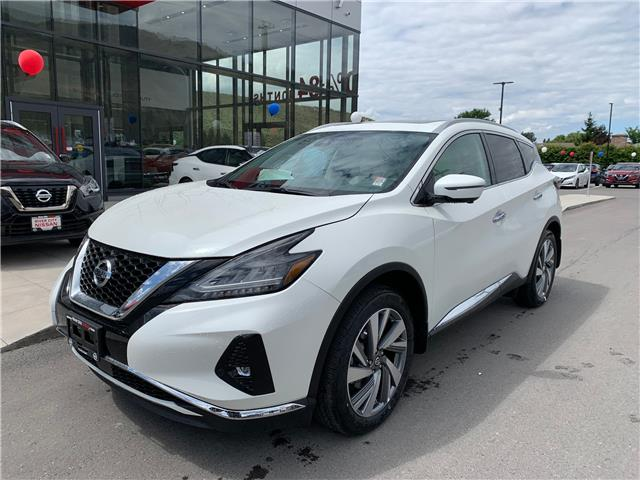 2020 Nissan Murano SL (Stk: T20215) in Kamloops - Image 1 of 25