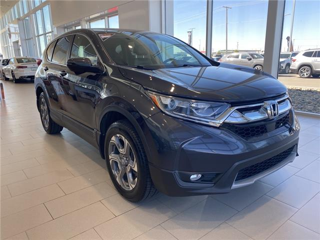 2017 Honda CR-V EX-L 2HKRW2H82HH100806 69674A in Saskatoon
