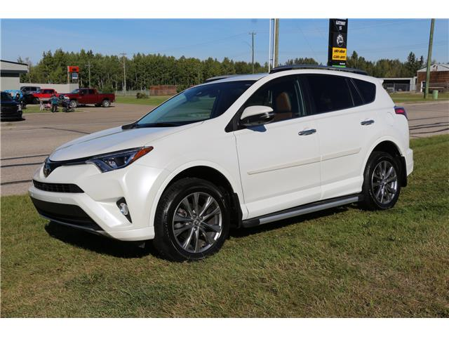 2017 Toyota RAV4 Limited (Stk: LP041) in Rocky Mountain House - Image 1 of 25