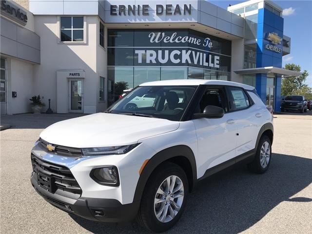 2021 Chevrolet TrailBlazer LS (Stk: 15412) in Alliston - Image 1 of 15