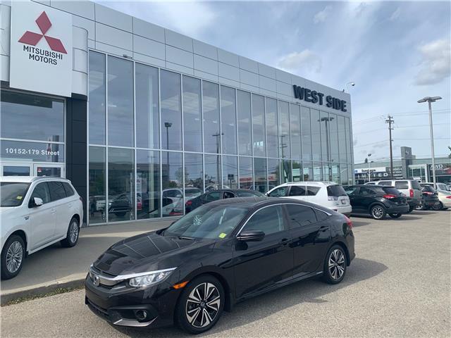 2016 Honda Civic EX-T (Stk: BM3870A) in Edmonton - Image 1 of 28