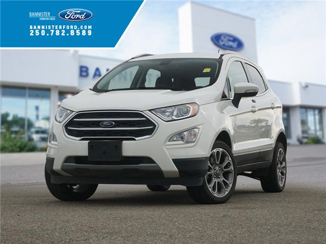 2018 Ford EcoSport Titanium (Stk: T202224A) in Dawson Creek - Image 1 of 15