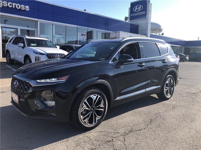 2019 Hyundai Santa Fe Ultimate 2.0 (Stk: 11664P) in Scarborough - Image 1 of 22