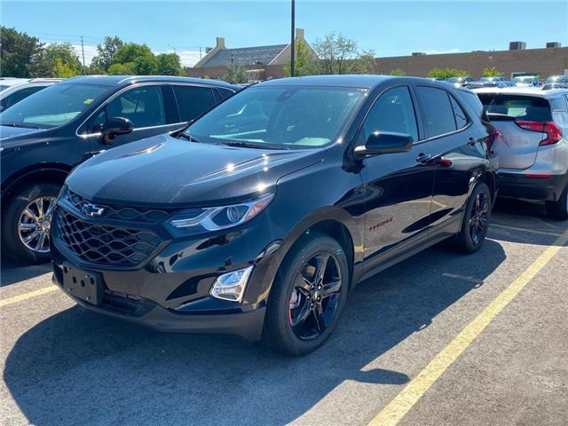 2020 Chevrolet Equinox LT (Stk: T0L069) in Mississauga - Image 1 of 5