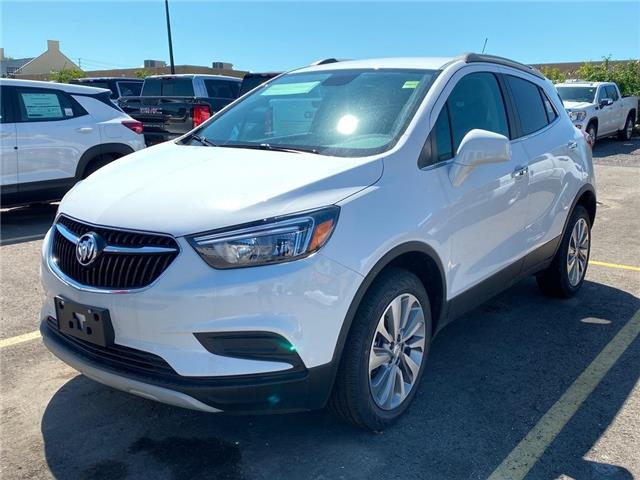 2020 Buick Encore Preferred (Stk: B0E022) in Mississauga - Image 1 of 5
