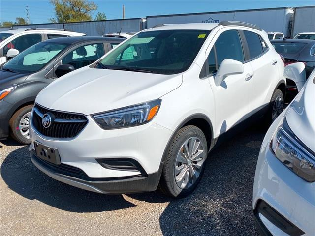 2020 Buick Encore Preferred (Stk: B0E028) in Mississauga - Image 1 of 5