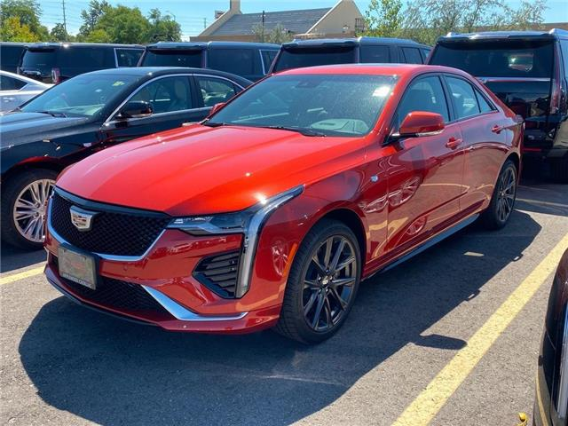 2020 Cadillac CT4 Sport (Stk: K0T005) in Mississauga - Image 1 of 5