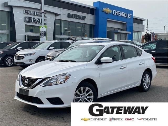 2019 Nissan Sentra S / | SUNROOF / HEATED SEATS / REAR CAMERA / (Stk: 292161A) in BRAMPTON - Image 1 of 16