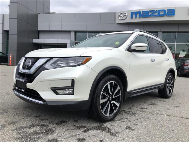 2017 Nissan Rogue SL Platinum (Stk: P4318) in Surrey - Image 1 of 15