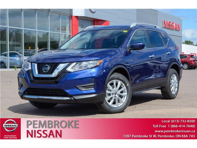 2020 Nissan Rogue S (Stk: 20168) in Pembroke - Image 1 of 30