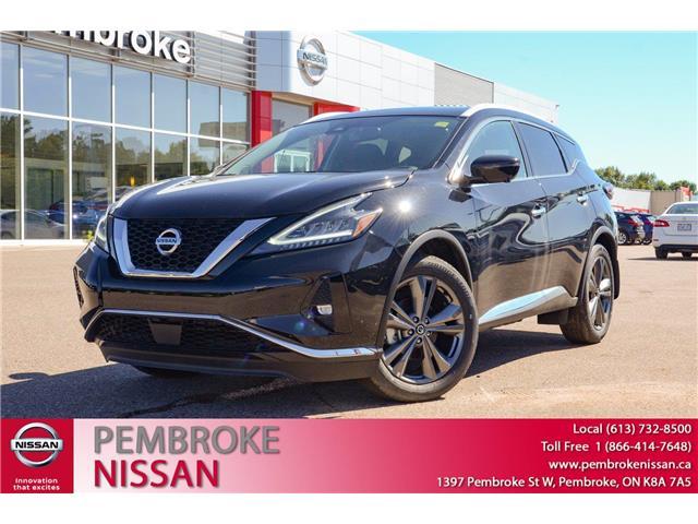2020 Nissan Murano Platinum (Stk: 20166) in Pembroke - Image 1 of 30